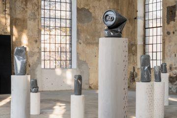 Claudia Comte The Sea of Darkness, Ausstellungsansicht Kunstraum Dornbirn, Foto Gunnar Meier